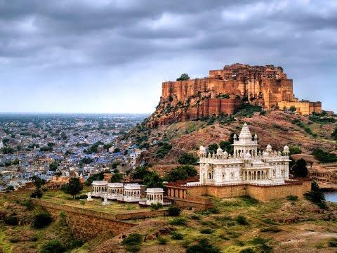 Travel Guide | Rajasthan | Jodhpur | Mehrangarh Fort | History