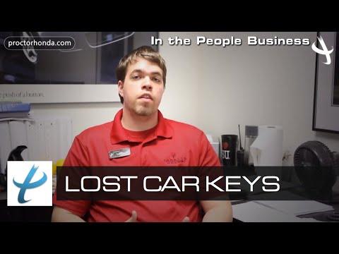Lost Car Keys? - Quick Steps to Get New Keys at Car Dealership