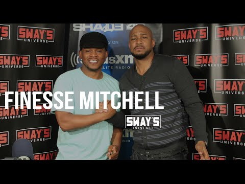 Finesse Mitchell on Taking Inspiration from J. Cole's Management Team for His Role on
