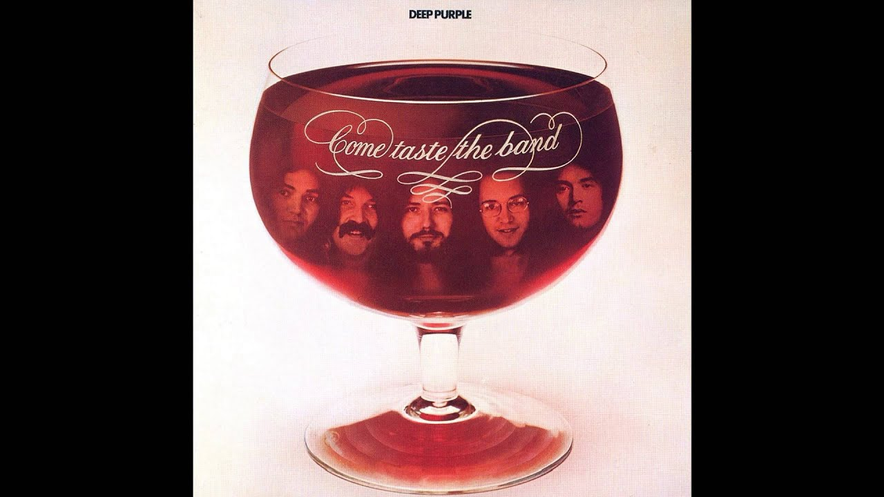 Deep Purple - Drifter (Come Taste The Band) - YouTube
