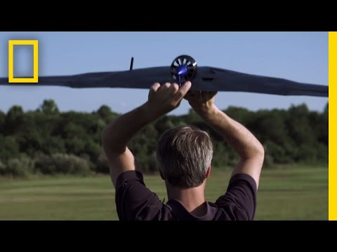 Why Use 3D-Printed Drones? | National Geographic