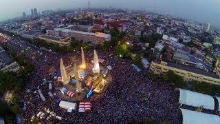 Repeat youtube video [MV] ลุกขึ้นเถิด (Let Us Rise)  : Thailand Anti-Amnesty Bills Rally