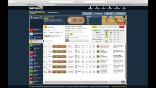 Handicapping the Kentucky Derby Part 1