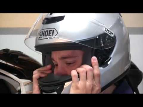 Tech Tip How to size a Shoei Helmet (Fitment) - YouTube