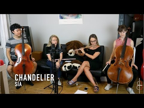 CHANDELIER | Sia || JHMJams Cover No.261