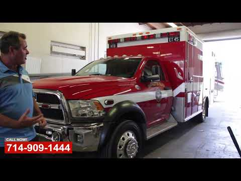 Ambulance Repair Services