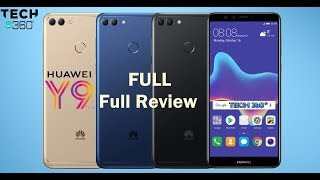 Huawei Y9 2018 Full Hands on Review || Camera Test and Features BY Tech 360° Team
