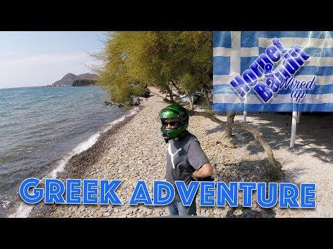 Greek Adventure - Part 1 (Athens & Limnos)