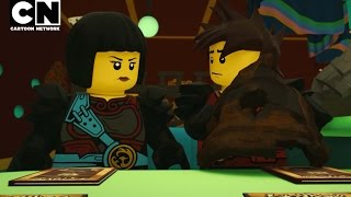 Ninjago | Nya and Kai Uncover the Truth! | Cartoon Network