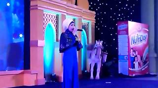 Indah Nevertari - IBU (Sakha) LIVE at Auditorium STIE YKPN Yogyakarta 02-08-15