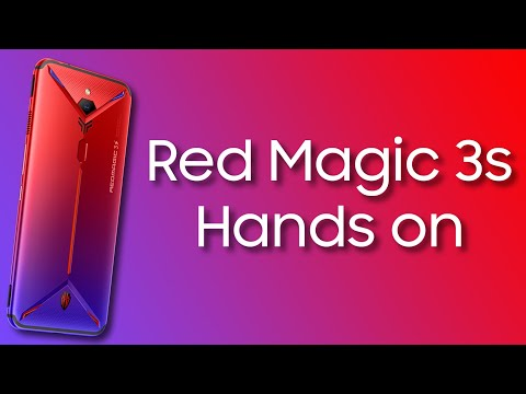 Nubia Red Magic 3s - A Gaming Smartphone that won't Break the Bank