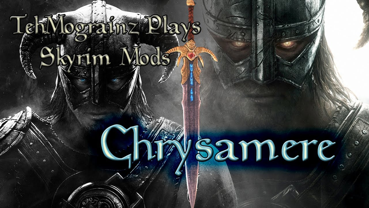 Skyrim Mods: Tamrielic Lore: Chrysamere by Eredean