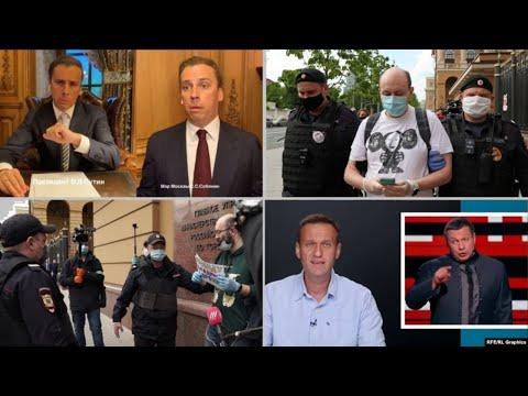 Галкин против Собянина, Соловьев против Навального, журналисты за своего