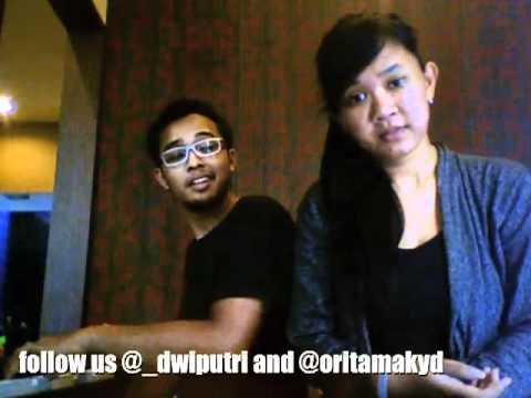 Terjebak Nostalgia - Apalah Arti Menunggu (medley) Raisa   cover by Putri & Oritama