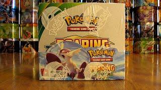 Pokemon Roaring Skies Booster Box Opening Pt. 1