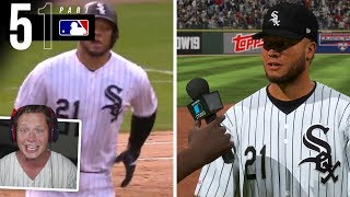 MLB 19 Road to the Show - Part 51 - Castillo's IRL GRAND SLAM!