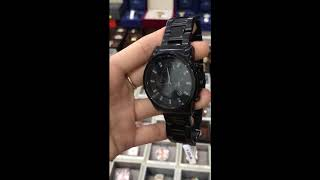 ARMANI EXCHANGE Black Dial Sta…