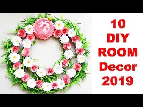 10 UseFull DIY !!! Room Decor 2019    DIY Projects. BY Julia DATTA 5