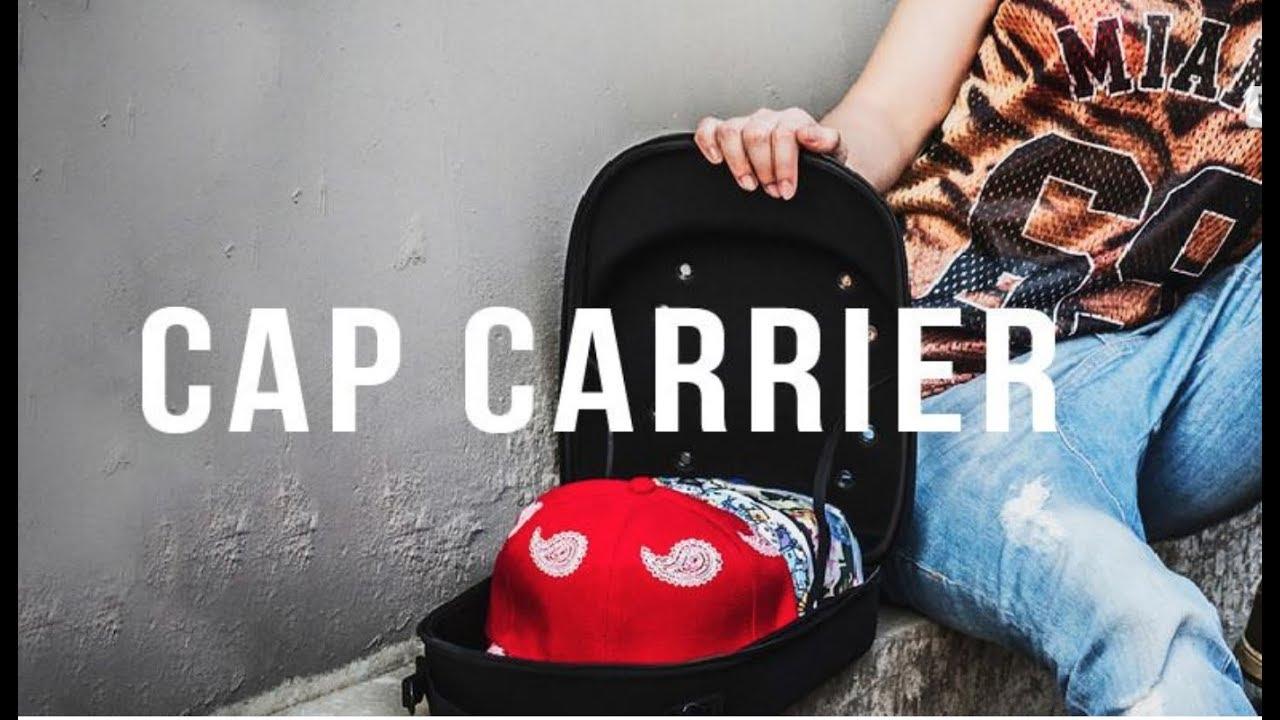 New Era 6 Pack Cap Carrier - YouTube 69edbe05e1d1