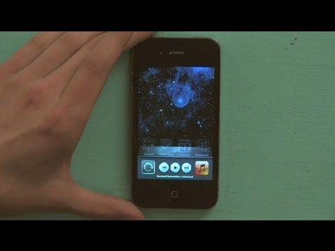 how to unlock screen rotation on iphone how do you unlock the screen rotation on iphone 4s 7422