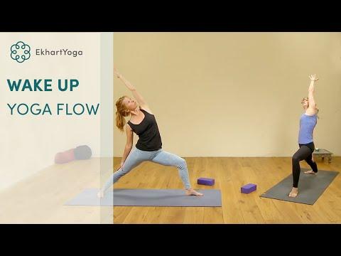 20 minute Wake up Yoga Flow, with Esther Ekhart