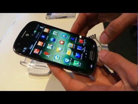 Samsung Galaxy Express okostelefon bemutató videó @ MWC 2013 | Tech2.hu