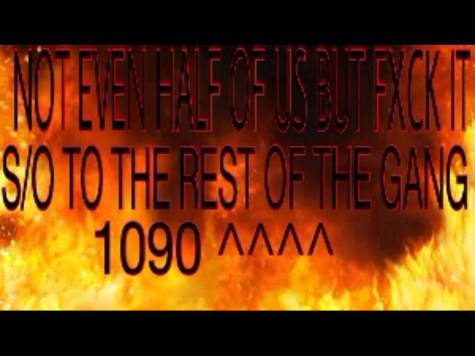 1090 BLOOD GANG MEMBERS - YouT...
