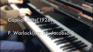 Peter Warlock, Capriol Suite(arr. Maurice Jacobson)