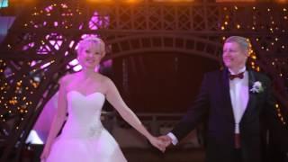 Свадебный вальс Юлии и Ринэля