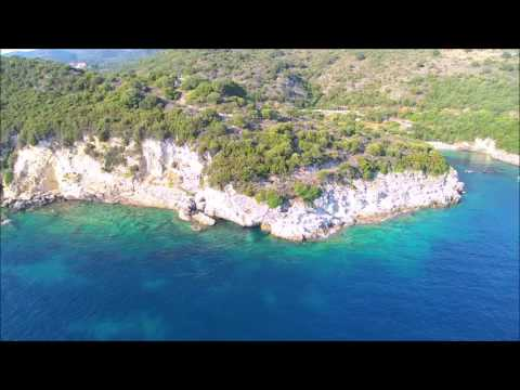 Summer in Greece by DRONE Yuneec Q500+
