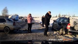 Вельск, авария(, 2014-01-22T16:11:19.000Z)