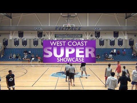 West Coast Super Showcase Top 24 Game Full Highlights....Top Nor Cal / Fresno Talent HIT SHOTS!!!