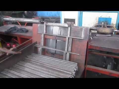 Automatic Feeding Machine For Hot Forging of Steel Rod