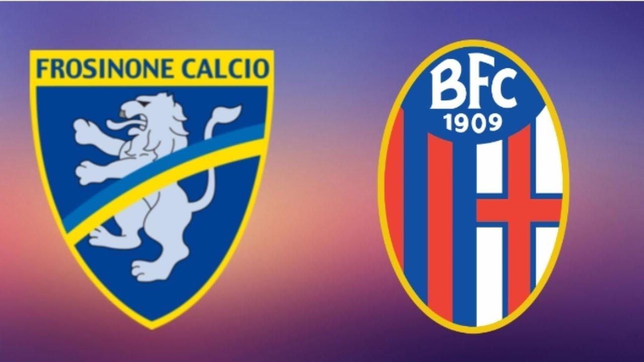 Frosinone vs Bologna - Highlights & All Goals - Serie A ...