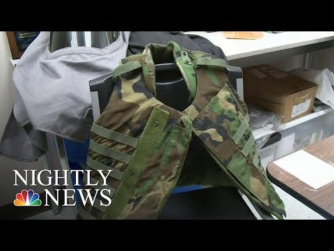 Police Thwart Mass Shooting Threats In Ohio And Florida | NBC Nightly News