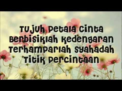 Dakmie - Assalammualaikum Cinta Ost 7 Petala Cinta (Lirik)