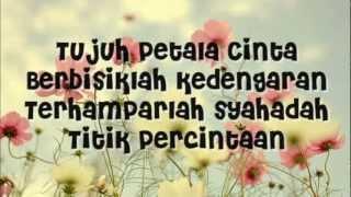 Video Dakmie - Assalammualaikum Cinta Ost 7 Petala Cinta (Lirik) download MP3, 3GP, MP4, WEBM, AVI, FLV Desember 2017
