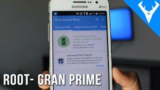 Como fazer ROOT no Galaxy Gran Prime - Tutorial