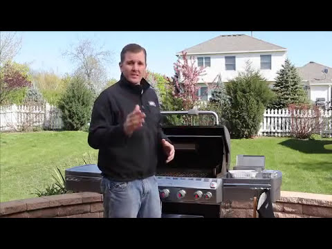 Pulled Pork På Gasgrill Q300 : How to smoke on a gas grill: weber grills youtube