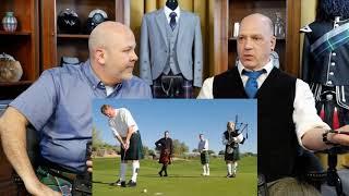 Golf in a Kilt?