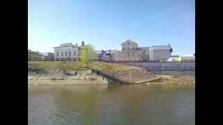 По Вологде-реке