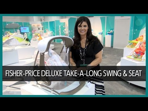 Fisher Price Deluxe Take A Long Swing And Seat Review | Baby Gizmo