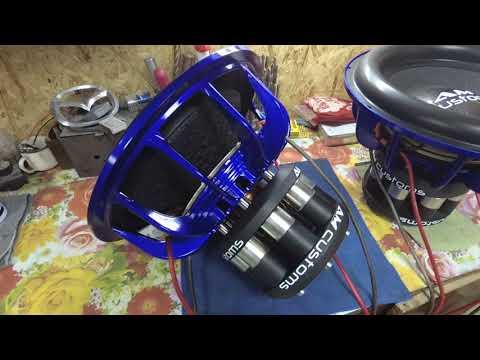 видео: Изготовление сабвуфера на нео моторе своими руками