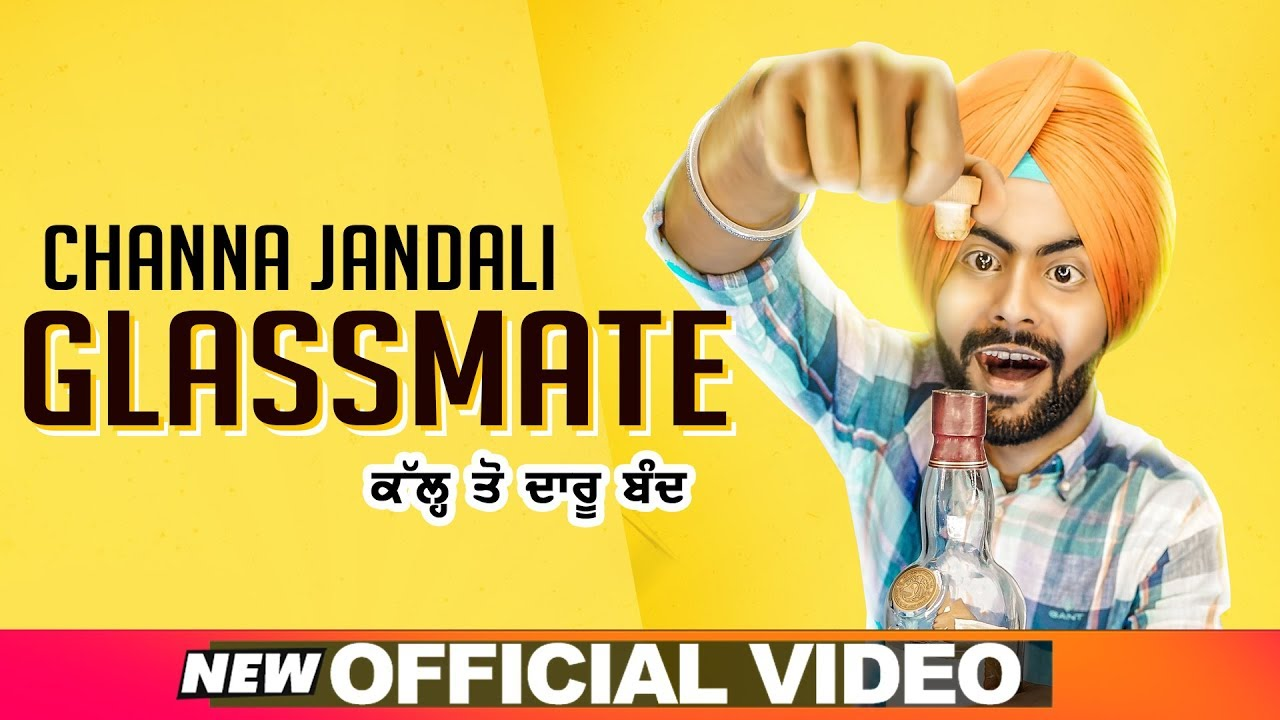 Glassmate (Official Video) | Channa Jandali | Sunny Vik | Latest Songs 2019 | Speed Records