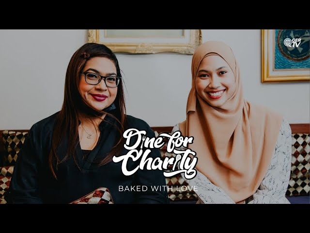 Dine for Charity - Baked With Love by Farah