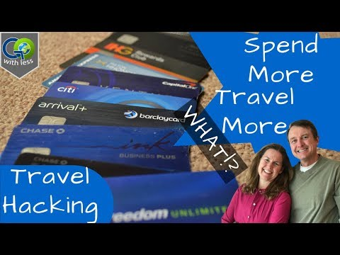 Travel Hacking! How To Meet Credit Card Spend Requirements