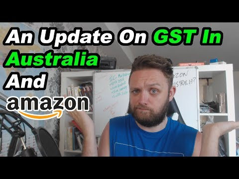 Good News On Australia GST Ruling & Amazon Australia Update - Manc Entrepreneur - Episode 129