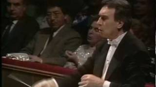 "Wagner : ""Lohengrin""  Vorspiel 1. Aufzug (Abbado / Wiener Staatsoper Orchester)"