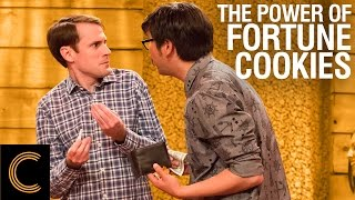 The Power of Fortune Cookies. Have YOU ever been blessed by the fortune cookie gods?? They can bring you total bliss or utter terror! Watch the fate of these ...
