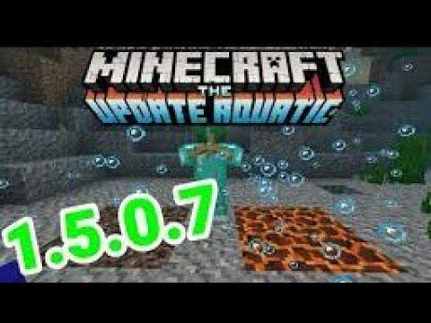minecraft 1 5 0 7 indir